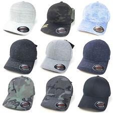 FLEXFIT  Baseball Cap  CAP BASECAP Baseball Caps Kappe Camo Dots NEU ORIGINAL