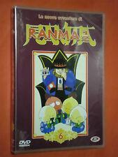 DVD DI ANIMAZIONE-DA COLLEZIONE-RANMA 1/2-nuove avventure-N°6-ep.n°84/90-NUOVO