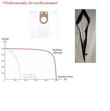 1x Staubbeutel/Filtersack mit REIßVERSCHLUß / zip dust bag fuer NILFISK: