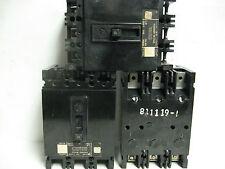 * WESTINGHOUSE 20 AMP 3 POLE 240 VOLT CIRCUIT BREAKER  EB3020     F-111