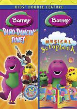 Barney's Dino Dancin' Tunes (DVD, 2008)New Sealed