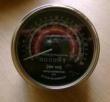 Massey Ferguson 65 Tractor Rev Counter Clock