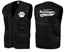 Bulldog francés   perros Sport-chaleco   Training   perros líder 10-161-32 -