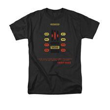 Knight Rider Kitt Consol TV Show T-Shirt Sizes S-3X NEW