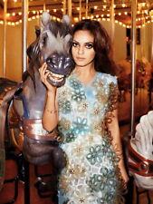 Mila Kunis Carousel Horse Actress Rare Huge Giant Wall Print POSTER