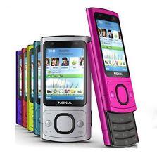 "Original Nokia 6700s Slide Phone 2.2"" 3G WCDMA 5MP Bluetooth Long Stand-by"
