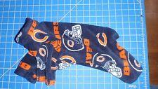 Chicago Bears Fleece Dog Coats