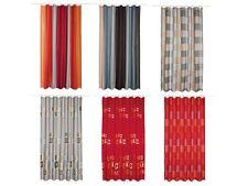 (R8) Edler Textil Duschvorhang Dusch Vorhang 180 x 200 cm inkl. Ringe