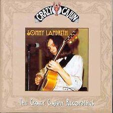 Audio CD: Crazy Cajun Recordings, Landreth, Sonny. New Cond. Import. 74015515852