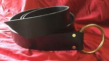 "2"" Wide Medieval Ring Belt SCA Cosplay LARP Pirate Viking Steampunk Ren Faire"