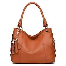 Genuine Leather Vintage Women Ladies Messenger Crossbody Shoulder Bags Handbag