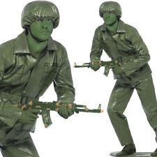 giocattolo soldato costume MEDIO GRANDE divertente, da uomo plastica Man smiffys