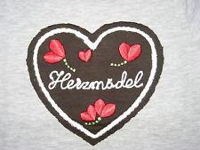 Herzmädel Shirt Louis & Louisa 80 - 86