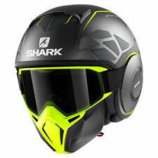 Shark Street Drak Hurok Matt AYK Street Fighter Motorbike Motorcycle Helmet