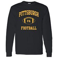 Pittsburgh Classic Football Arch Unisex Long Sleeve T-Shirt