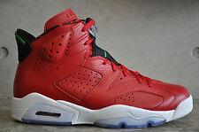 "Nike Air Jordan 6 Spizike ""Of Jordan"" History-VARSITY Rosso/Clssc Grn-BLCK-WHT"