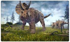 Triceratops Dinosaurier Dino Urzeit Wandtattoo Wandsticker Wandaufkleber R0572