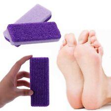 FOOT PUMICE Pedicure Sponge Callus Exfoliate Stone Hard Skin Remove Scrubber