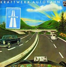 Kraftwerk Autobahn 1974 Album Cover Stretched Canvas Wall Art Poster Print Cd