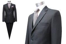 Herren Anzug mit Weste Anthrazit