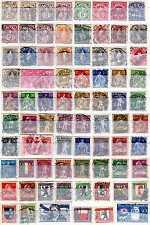 Lot Schweiz o aus Nr. 50 - 232   ( 3222-op1 )