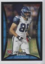 2008 Bowman Chrome X-Fractor #BC83 John Carlson Seattle Seahawks Football Card