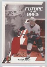 2002-03 In the Game Be A Player Memorabilia #FG-12 Martin Havlat Ottawa Senators