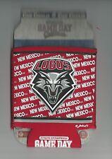 New Mexico Lobos Drink Koozie Team Logo Coolie ~ Choose Design