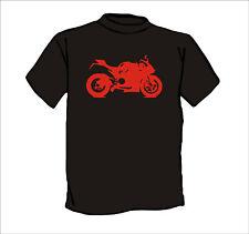 Ducati Panigale Shirt mit hochwertigem FlexDruck in versch. Größen