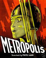 Metropolis Fritz Lang 1927 cult movie poster print #2