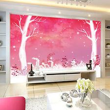 3D Rose Monde 71 Photo Papier Peint en Autocollant Murale Plafond Chambre Art