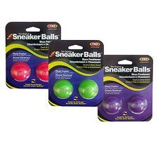 Original Sneaker Balls   Combats Shoe / Gym Bag Odours   Fresh & Clean Scent