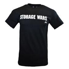 STORAGE WARS Men's T-shirt  Garage Sale Auction Money Reality American TV Series