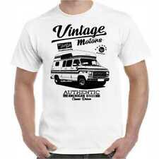 T-Shirt CHEVROLET G20 CAMPER CHEVY VAN Oldtimer Youngtimer Vintage Car
