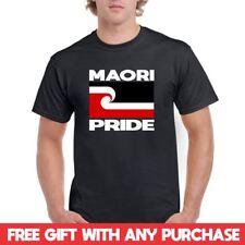 Maori Pride Custom Made Shirt New Zealand tee