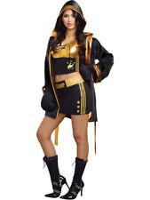 Adult's Womens World Champion Boxer Boxing Champ Costume
