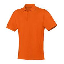 Jako Team Camisa Polo naranja F19