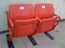 Rosenblatt Stadium Seats - RED - College World Series