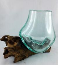 Wurzel mit Glas Größe  ca. 20cm  Auswahl