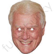 Larry Hagman jr Ewing Dallas Celebridad Tarjeta Máscara. todas nuestras máscaras son pre-corte!