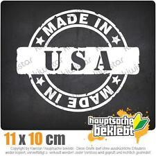 Made in USA csf0625 11 x 10 cm JDM  Sticker Aufkleber