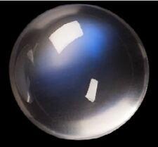 Natural Extra Fine Rainbow Moonstone - Round Cabochon - Sri Lanka - AAA+ Grade