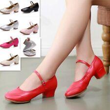 FEMMES BAL VALSE Salsa Latin salle de tango à talon chaussures danse