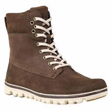 NEU TIMBERLAND 6` Premium BOOTS Brookton 38 39 40 Stiefel Winter braun Leder