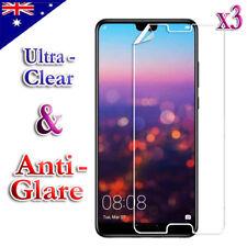 3X Clear /Anti Glare Matte Screen Protector Film For Huawei P20 Pro Lite Nova 3e