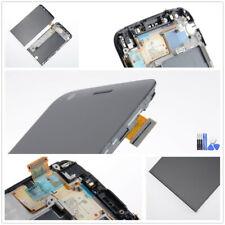 Original LG Optimus G5 H850 Display LCD Touchscreen Digitizer Rahmen Schwarz