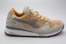 $140 Diadora Men V7000 Premium brown sand light gray 161998C6277