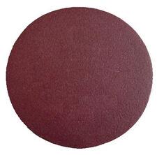 100x Schleifscheiben 125mm Sortiment SET P1000 P400 P120 P40 Exzenter Klett rot