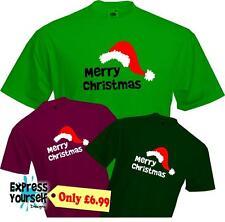 MERRY CHRISTMAS 2 - T Shirt, XMAS, Happy, Celebration, Fun, Cool, Quality, NEW