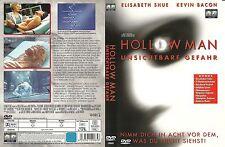 (DVD) Hollow Man - Unsichtbare Gefahr - Kevin Bacon, Elisabeth Shue, Josh Brolin